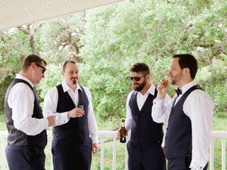 The wedding of Christine and Brad 2