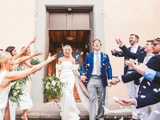 The wedding of Filipa and Ciaran