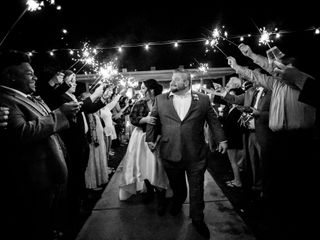 The wedding of Juliana and John Paul 1
