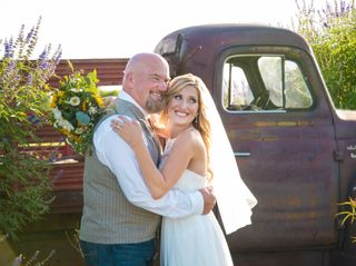 The wedding of Kendra and Mike 2