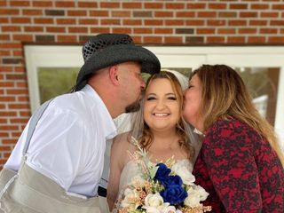 The wedding of Danielle and Michael 2