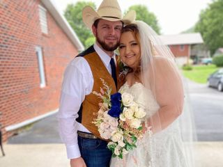 The wedding of Danielle and Michael 3