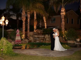 The wedding of Valerie and Austin 2
