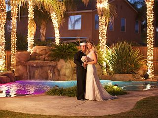 The wedding of Valerie and Austin