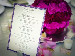 The wedding of Ben and Julie 2