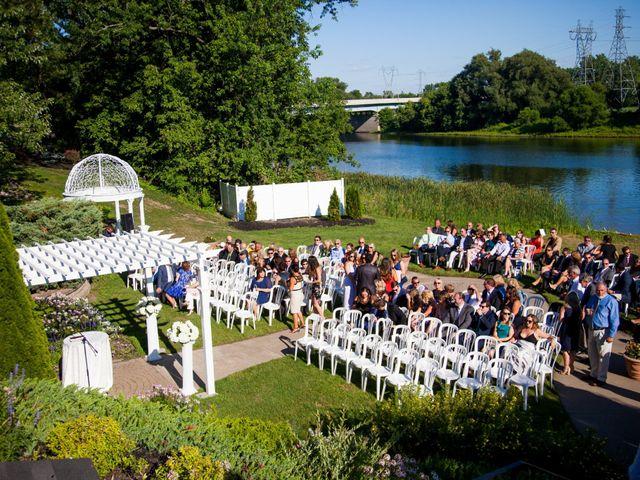 Ricardo and Lindsay's Wedding in Albany, New York 1