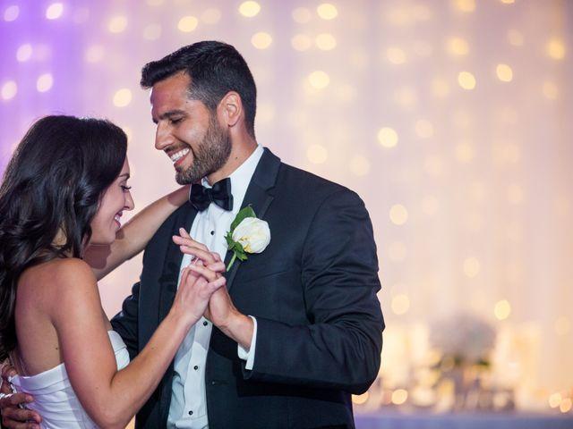 Ricardo and Lindsay's Wedding in Albany, New York 3