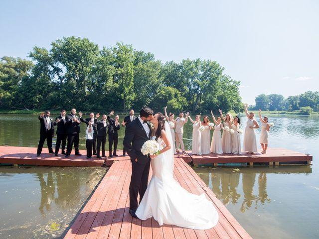 Ricardo and Lindsay's Wedding in Albany, New York 4