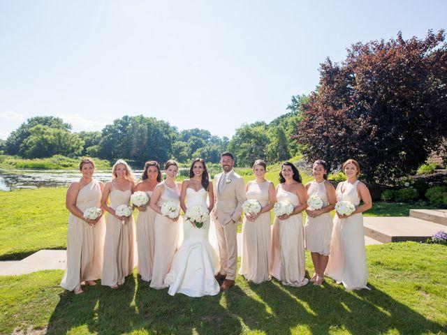 Ricardo and Lindsay's Wedding in Albany, New York 5