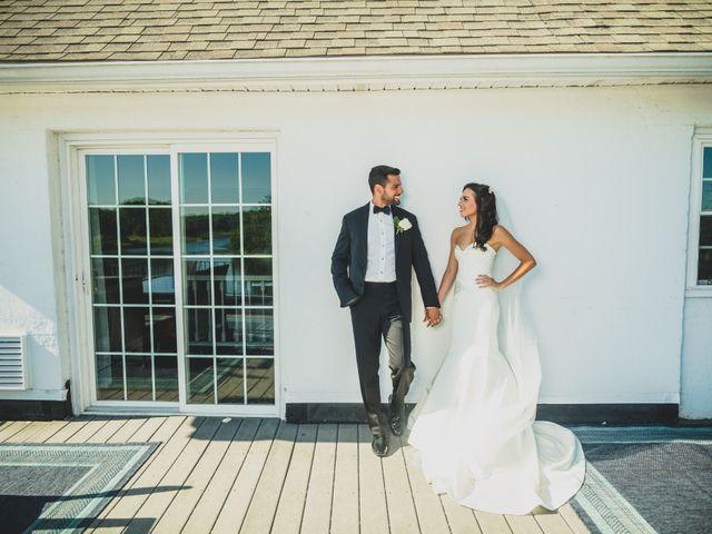 Ricardo and Lindsay's Wedding in Albany, New York 6