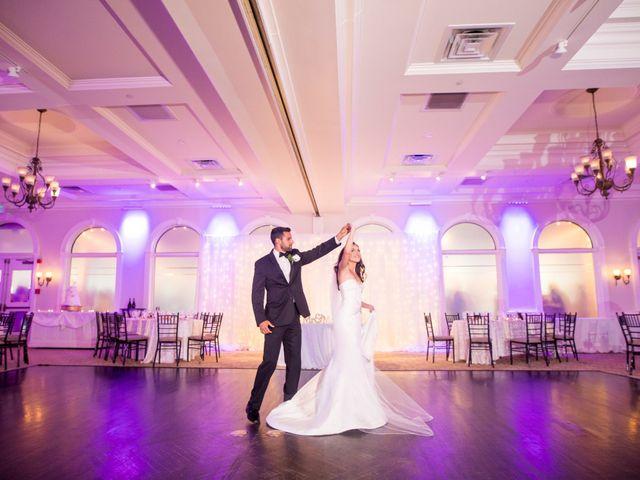 The wedding of Lindsay and Ricardo