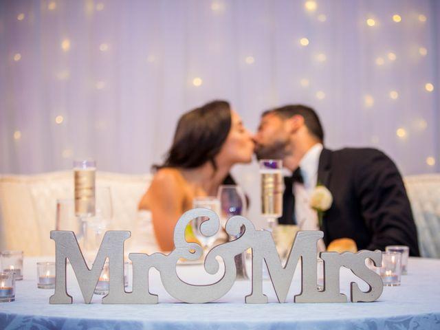 Ricardo and Lindsay's Wedding in Albany, New York 9