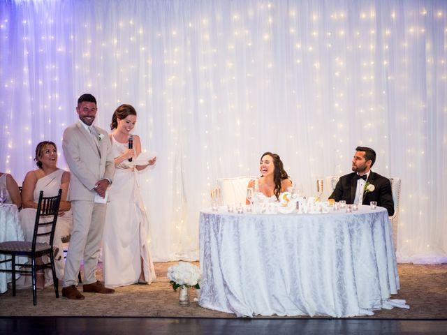 Ricardo and Lindsay's Wedding in Albany, New York 10