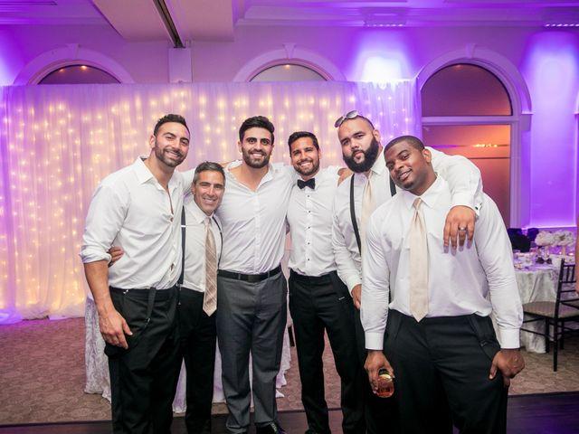 Ricardo and Lindsay's Wedding in Albany, New York 12
