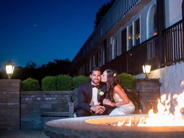 Ricardo and Lindsay's Wedding in Albany, New York 13
