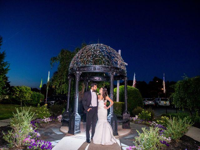 Ricardo and Lindsay's Wedding in Albany, New York 14