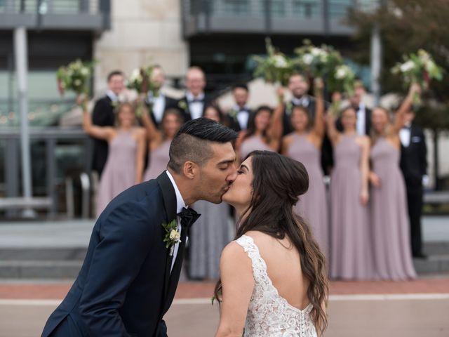 Jordan and Roman's Wedding in Baltimore, Maryland 1