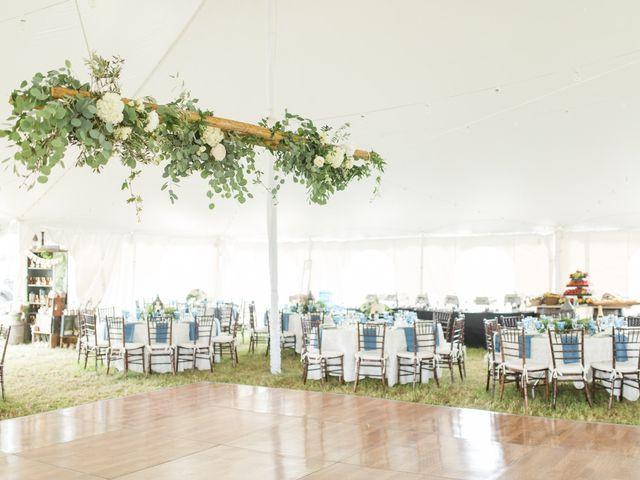 Jon and Heather's Wedding in Peacham, Vermont 8