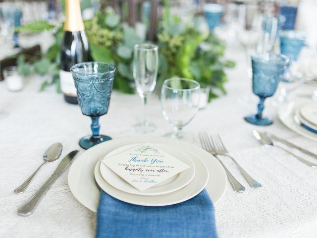 Jon and Heather's Wedding in Peacham, Vermont 10