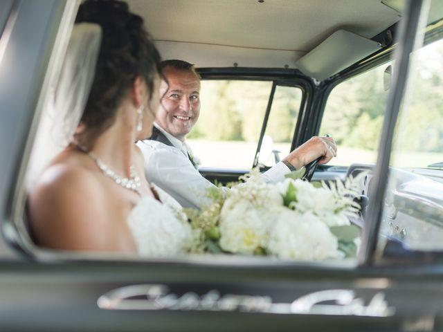 Jon and Heather's Wedding in Peacham, Vermont 2