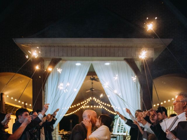 Wes and Malori's Wedding in Maryville, Tennessee 3