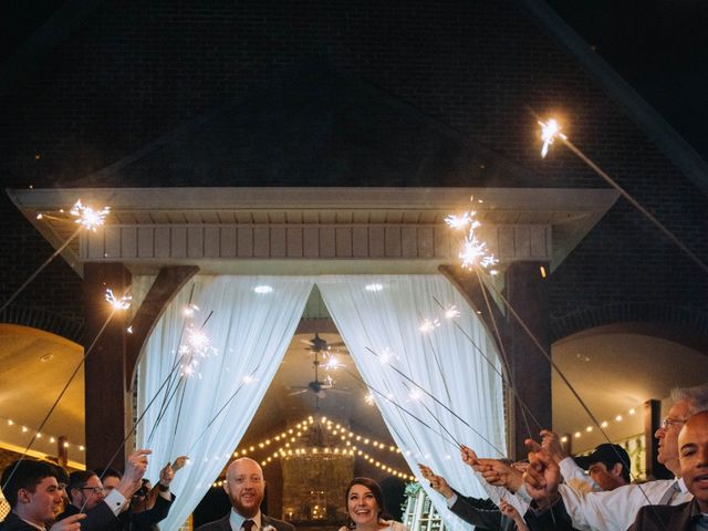 Wes and Malori's Wedding in Maryville, Tennessee 4