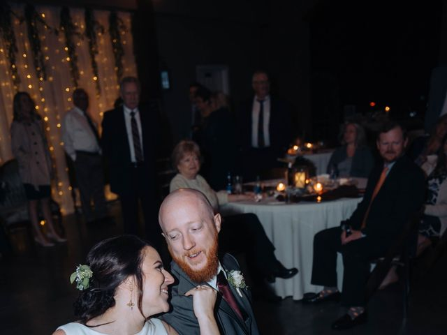 Wes and Malori's Wedding in Maryville, Tennessee 6