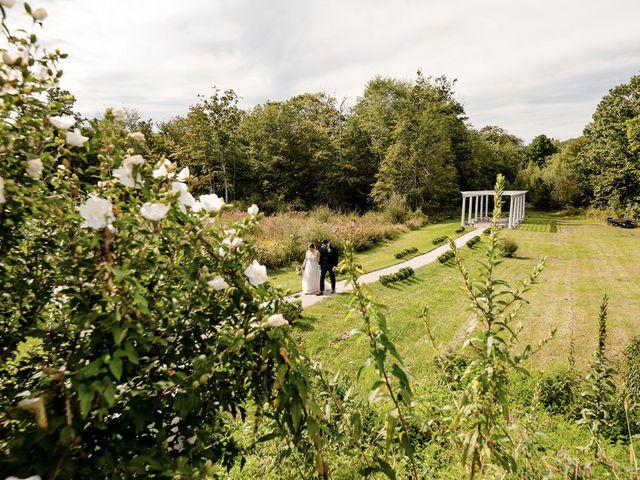 Brian and Corrin's Wedding in Rehoboth, Massachusetts 11