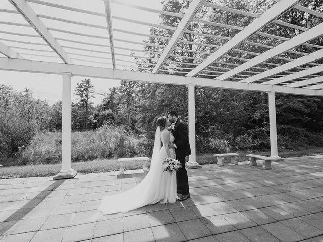 Brian and Corrin's Wedding in Rehoboth, Massachusetts 12