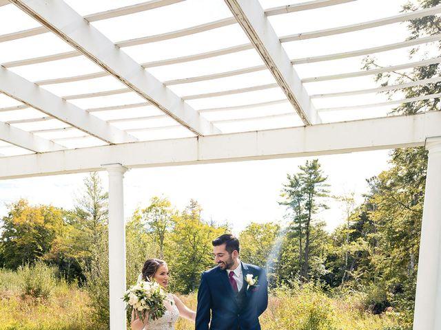 Brian and Corrin's Wedding in Rehoboth, Massachusetts 13