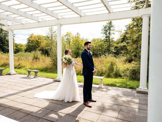 Brian and Corrin's Wedding in Rehoboth, Massachusetts 14