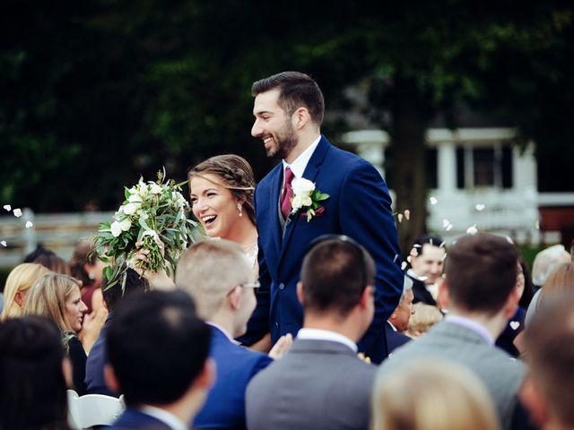 Brian and Corrin's Wedding in Rehoboth, Massachusetts 16