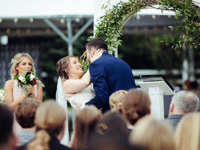 Brian and Corrin's Wedding in Rehoboth, Massachusetts 17