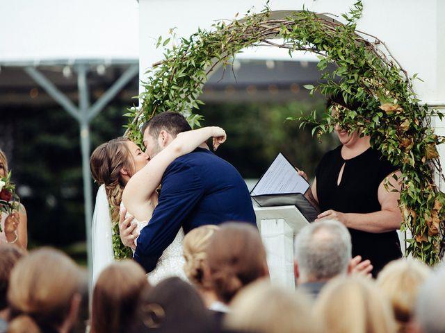 Brian and Corrin's Wedding in Rehoboth, Massachusetts 18