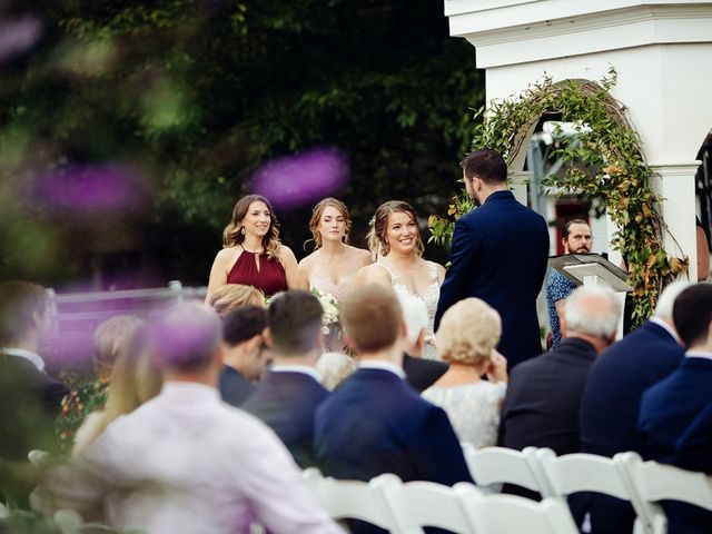 Brian and Corrin's Wedding in Rehoboth, Massachusetts 19