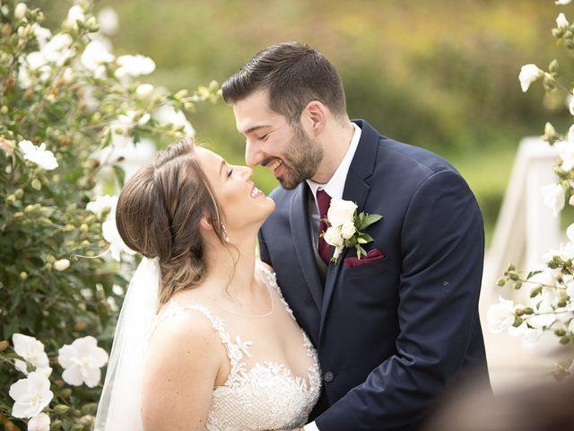 Brian and Corrin's Wedding in Rehoboth, Massachusetts 26