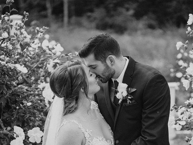 Brian and Corrin's Wedding in Rehoboth, Massachusetts 27