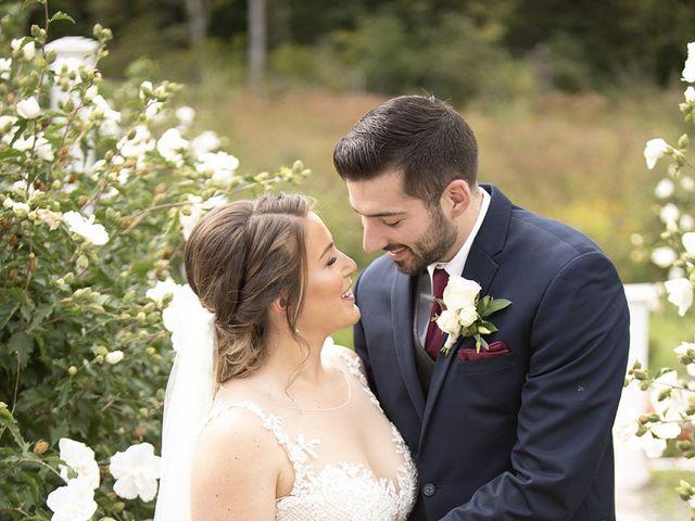 Brian and Corrin's Wedding in Rehoboth, Massachusetts 28