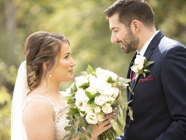 Brian and Corrin's Wedding in Rehoboth, Massachusetts 29