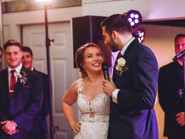 Brian and Corrin's Wedding in Rehoboth, Massachusetts 30