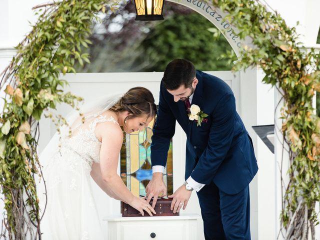 Brian and Corrin's Wedding in Rehoboth, Massachusetts 36