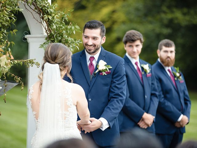 Brian and Corrin's Wedding in Rehoboth, Massachusetts 38