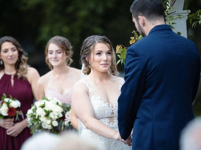 Brian and Corrin's Wedding in Rehoboth, Massachusetts 39