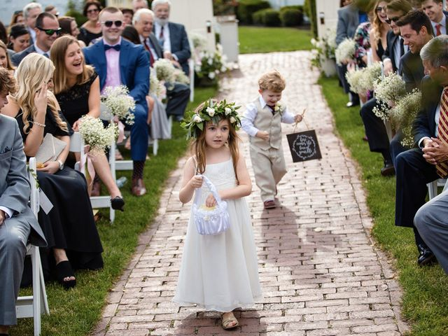 Brian and Corrin's Wedding in Rehoboth, Massachusetts 41