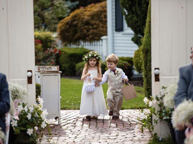Brian and Corrin's Wedding in Rehoboth, Massachusetts 42