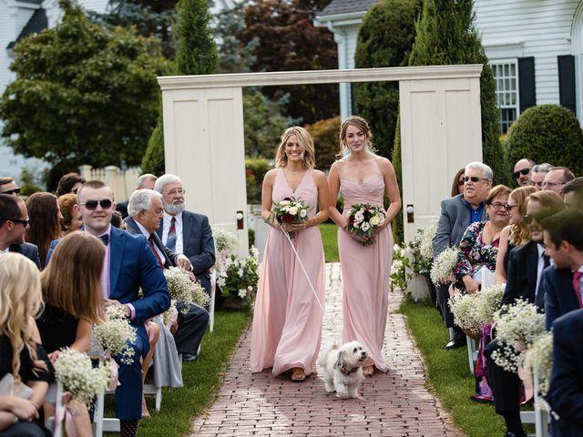 Brian and Corrin's Wedding in Rehoboth, Massachusetts 43