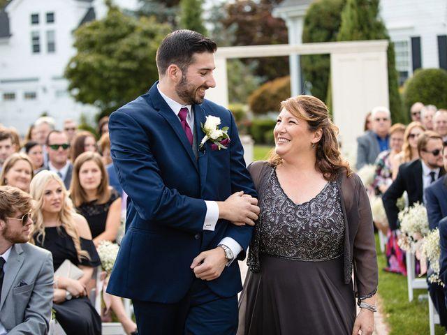 Brian and Corrin's Wedding in Rehoboth, Massachusetts 44