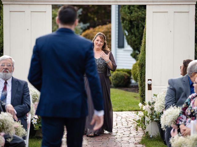 Brian and Corrin's Wedding in Rehoboth, Massachusetts 46