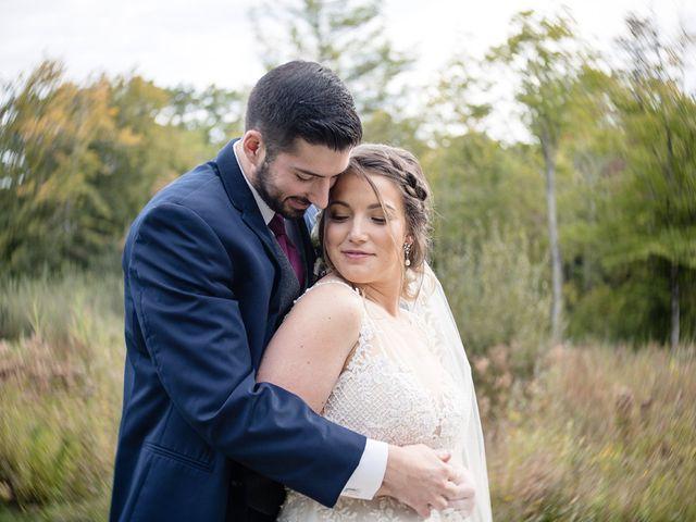 Brian and Corrin's Wedding in Rehoboth, Massachusetts 49