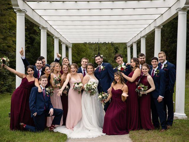 Brian and Corrin's Wedding in Rehoboth, Massachusetts 50